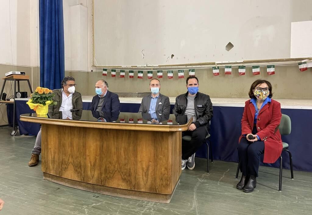 istituto barsanti moto alo scuola studenti
