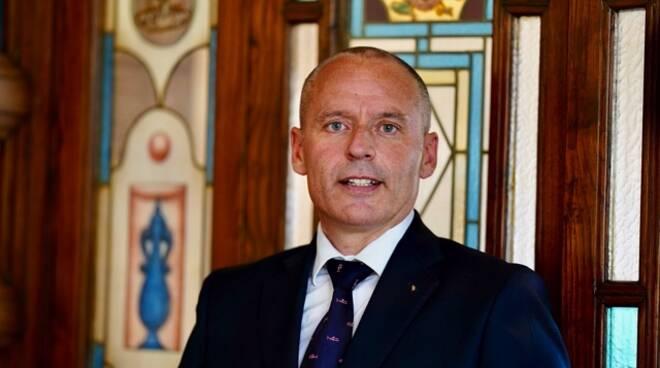 Matteo Venturi, presidente Casa Edile Massa-Carrara