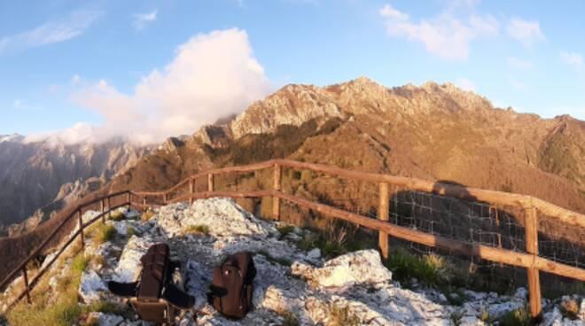 Orto Botanico delle Alpi Apuane - backstage video