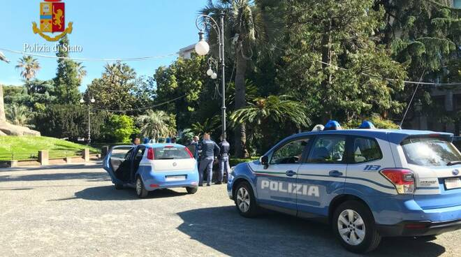 polizia la spezia