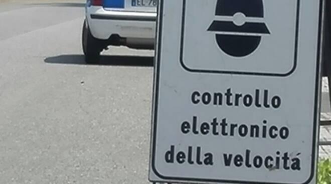 autovelox controllo elettronico velocità