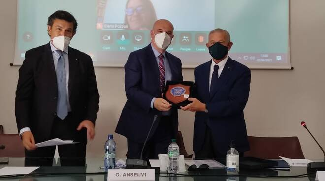 Confindustria incontra Gianni Anselmi