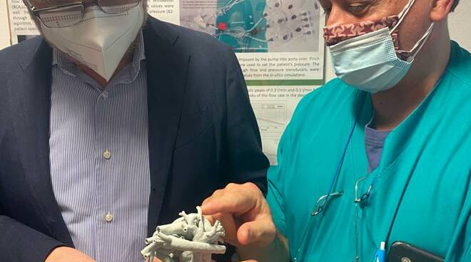 Inaugurato il reparto di terapia intensiva per adulti all'ospedale del Cuore