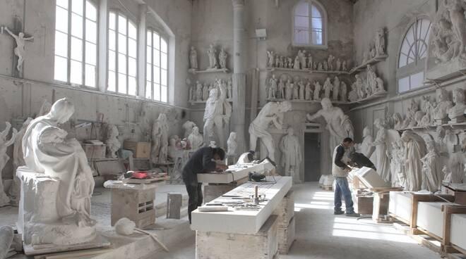 laboratorio marmo scultura