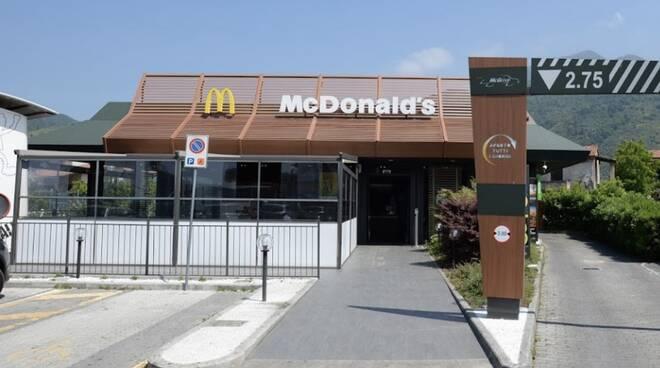 mcdonald's massa