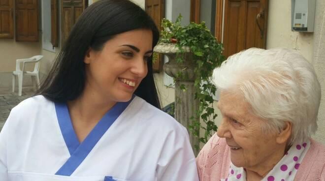 oss infermieri rsa anziani