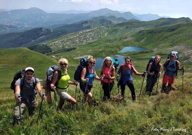 appennino, mangia trekking, alpinismo lento