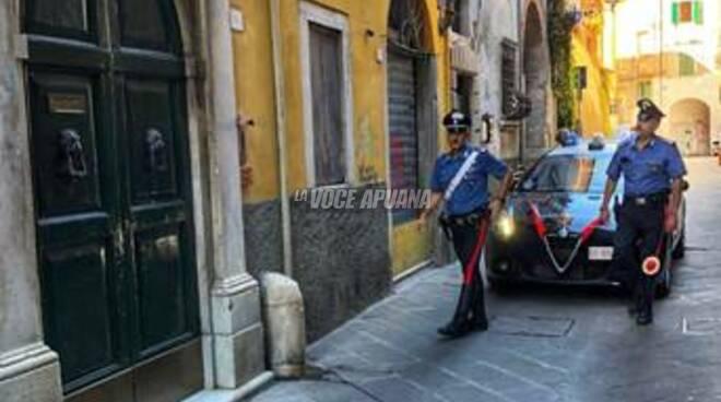 carabinieri carrara centro
