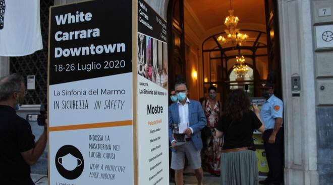marble cafe white carrara downtown