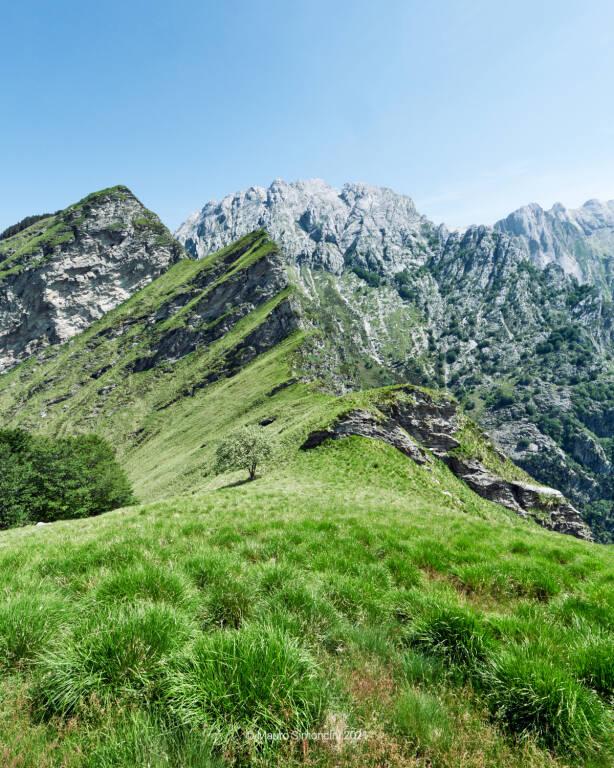 Monte Grondilice da Picco di Navola