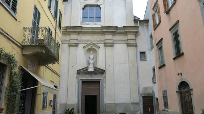 Chiesa San Geminiano Pontremoli