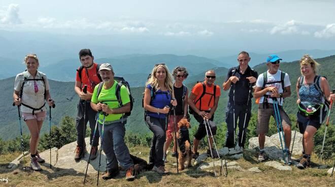 Monte Tondo associazione Mangia Trekking