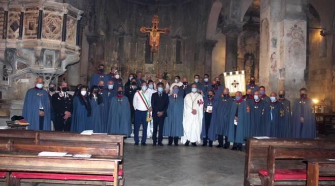Celebrazione Cavalieri Costantiniani a Carrara