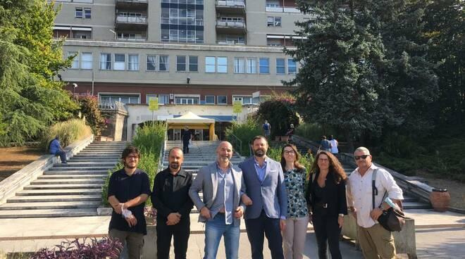 Fratelli d'Italia al Monoblocco