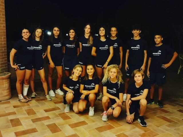 Stracarrara team