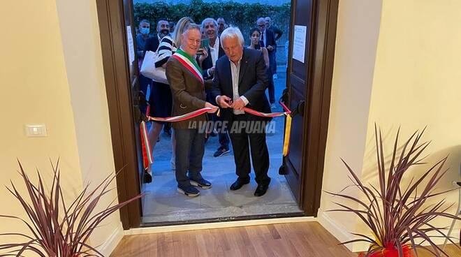 Inaugurazione Mostra Dino Viola