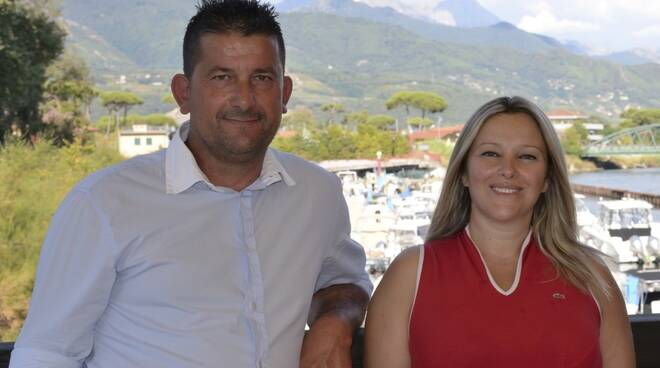 Bertelloni e Marchi Lega a Montignoso