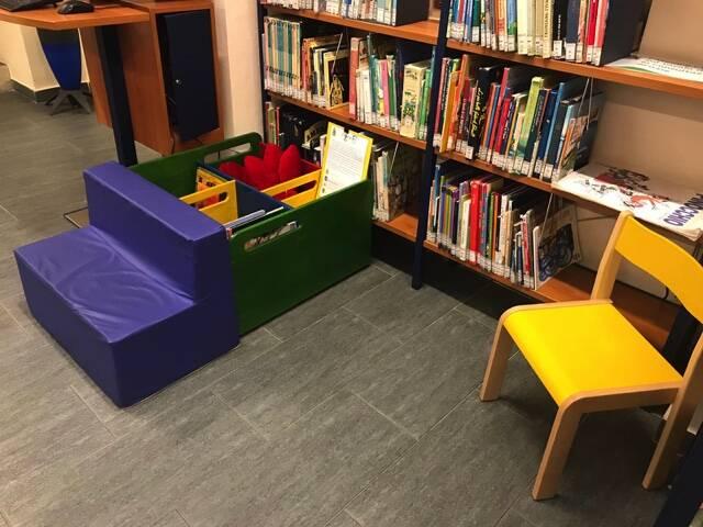 donazioni alla biblioteca di Massa