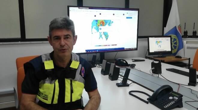 francesco de pasquale protezione civile
